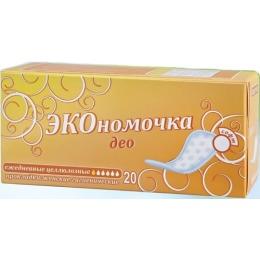 """Натали прокладки """"Soft deo"""" ежедневные, 20 шт"""