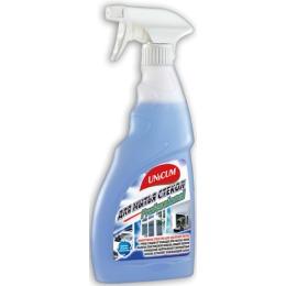 Unicum средство для чистки стекол пластика и зеркал, 500 мл