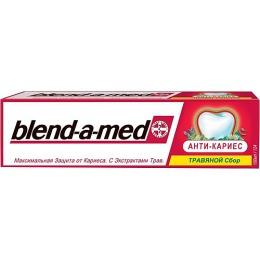 """Blend-a-med зубная паста """"Антикариес Травяной сбор"""", 100 мл"""