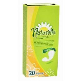"""Naturella прокладки """"Camomile Normal Deo Single"""" ежедневные женские гигиенические, 20 шт"""