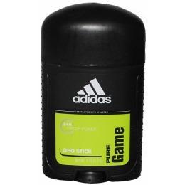 """Adidas дезодорант для мужчин """"Pure Game"""" стик, 51 г"""