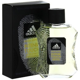 "Adidas лосьон после бритья мужской ""Intense touch"" 100 мл"