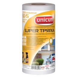 """Unicum тряпка """"SMALL"""" многоразовая 21*23 см, 65 шт"""