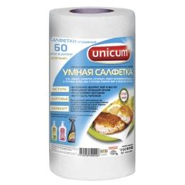 Unicum умная салфетка 24 х 30 см, в рулоне