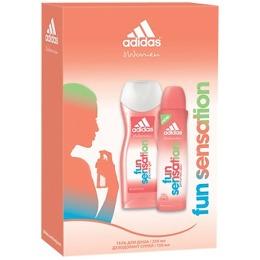 """Adidas набор женский """"Fun Sensation"""""""