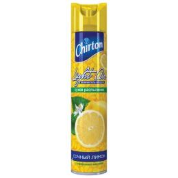 """Chirton освежитель воздуха """"Сочный лимон"""", 300 мл"""