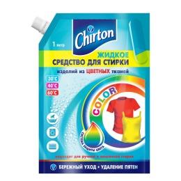 """Chirton жидкость для стирки """"Цветных тканей"""", 1 л"""