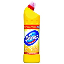 """Domestos средство чистящее универсальное """"Лимонная cвежесть"""" 24ч"""