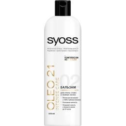 "Syoss бальзам ""Oleo Intense Thermo Care"" для сухих и ломких волос, 500 мл"