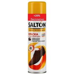 Salton краска для замши, черная, 300 мл