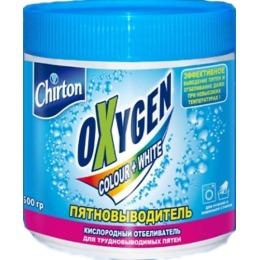 "Chirton отбеливающий порошок ""Oxygen"" отбеливающий кислородный, 500 г"