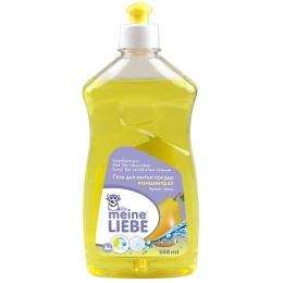 Meine Liebe гель для мытья посуды концентрат, аромат груши