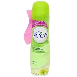 Veet крем для депиляции для сухой кожи