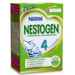 Nestogen 4 Детское молочко для детей с 18 месяцев