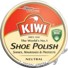 Kiwi крем для обуви, тон бесцветный, 50 мл