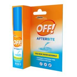 """Off! Гель после укусов насекомых """"After-bite"""", 25 мл"""