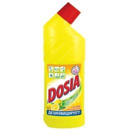 """Dosia гель """"Лимон"""" с дезенфицирующим и отбеливающим эффектом, 750 мл"""