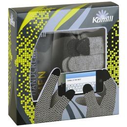 """Kamill набор """"TOUCH"""" (Крем для рук мужской For Men 100 мл + Перчатки для iPhone)"""