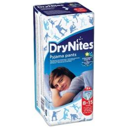 """Huggies трусики для мальчиков """"DryNights"""" 8-15 лет"""