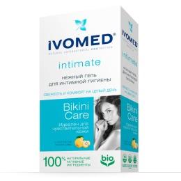 """Ivomed гель для интимной гигиены """"Bikini Care"""" с экстрактом Айвы, 250 мл"""