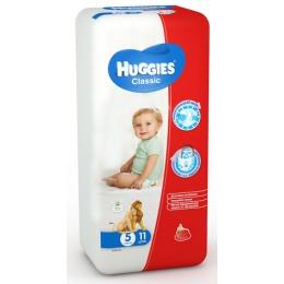 "Huggies подгузники ""Classic"" размер 5, 11-25 кг"
