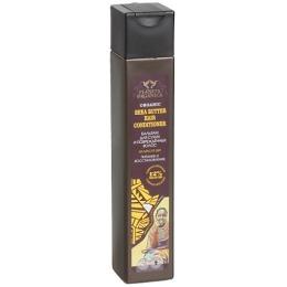 """Planeta Organica бальзам """"Shea butter"""" питание и восстановление для сухих и поврежденных волос, 250 мл"""