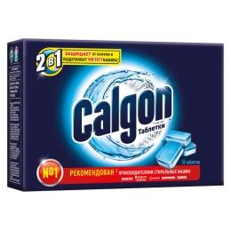 Calgon таблетки для смягчения воды