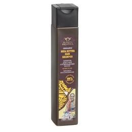"""Planeta Organica шампунь """"Shea butter"""" питание и восстановление для сухих и поврежденных волос, 250 мл"""