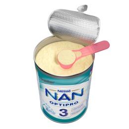 NAN 3 OPTIPRO Детское молочко для детей с 12 месяцев