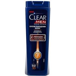"""Clear шампунь для мужчин """"Против выпадения волос"""" против перхоти"""