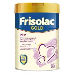 """Friso молочная смесь """"Фрисолак. Gold Pep"""" 0-12 месяцев, 400 г"""