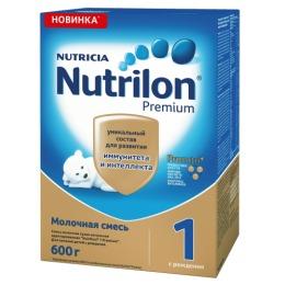 "Nutrilon молочная смесь ""Premium 1. PronutriPlus"" 0-6 месяцев"