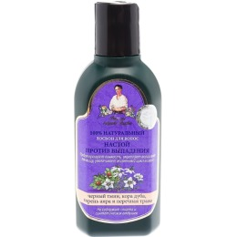 Рецепты бабушки Агафьи Лосьон против выпадения волос, 150мл