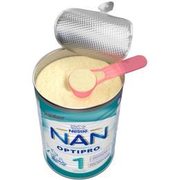 NAN 1 OPTIPRO Сухая молочная смесь для детей с рождения