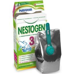Nestogen 3 Детское молочко для детей с 12 месяцев, 350 г