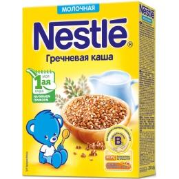 "Nestle каша молочная ""Гречневая"" с бифидобактериями, 220 г"