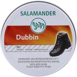 """Salamander воск """"Dubbin"""" для обуви нейтральный"""