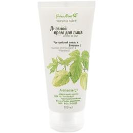 """Green Mama крем для лица """"Уссурийский хмель и витамин Е"""" дневной"""