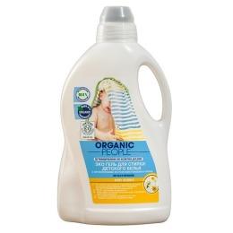 Organic people гель для стирки детского белья, 1.5 л