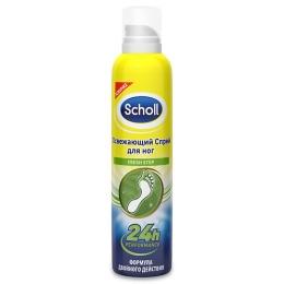 """Scholl спрей для ног """"Deo-Activ Fresh"""" освежающий активного действия , 100 мл"""