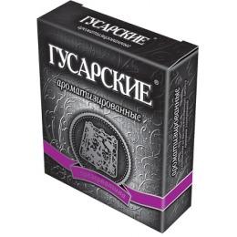Гусарские презервативы ароматизированные