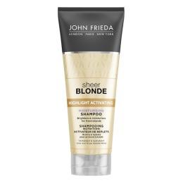 "John Frieda шампунь ""Sheer Blonde"" для светлых волос активирующий и увлажняющий, 250 мл"