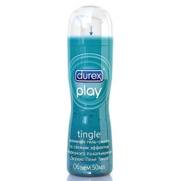 """Durex гель-смазка интимная """"Play Tingle"""" с эффектом морозного покалывания"""
