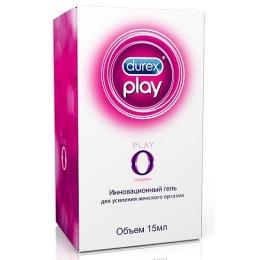 """Durex инновационный гель """"Play O"""" для усиления женского оргазма"""