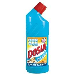 """Dosia гель """"Морской"""" с дезенфицирующим и отбеливающим эффектом, 750 мл"""
