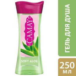"Camay гель для душа ""Soft Aloe"", 250 мл"