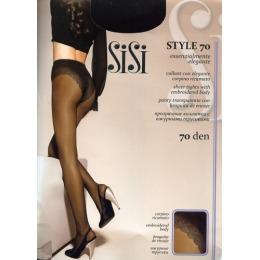 "SiSi колготки ""Style 70"" naturelle"