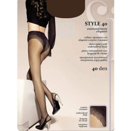 "SiSi колготки ""Style 40"" miele"