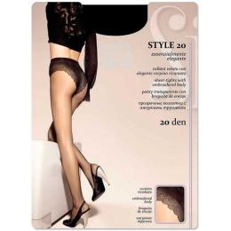 """SiSi колготки """"Style 20"""" nero"""