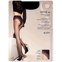 """SiSi колготки """"Style 15"""" nero"""
